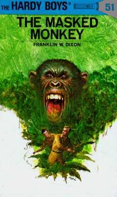 Masked Monkey, FRANKLIN W. DIXON