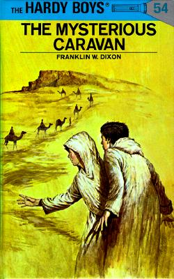 Image for The Mysterious Caravan (The Hardy Boys, No. 54)