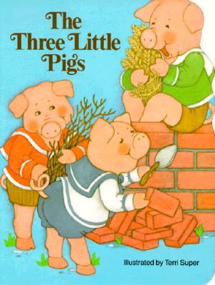 Image for The Three Little Pigs (Pudgy Pal Board Books)