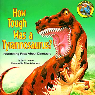 Image for How Tough Was a Tyrannosaurus?