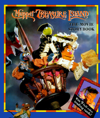 Image for Muppet treasure island: the movie storybook (Muppets)