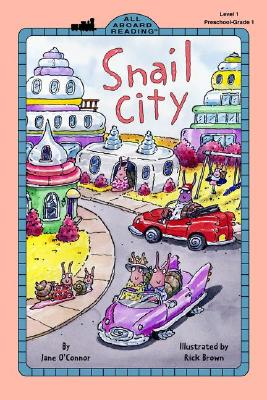 Image for Snail City (All Aboard Reading)
