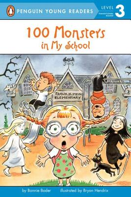 Image for 100 Monsters in My School (Penguin Young Readers, Level 3)