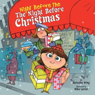 Image for Night Before the Night Before Christmas