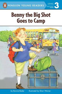 Image for Benny the Big Shot Goes to Camp (Penguin Young Readers, Level 3)