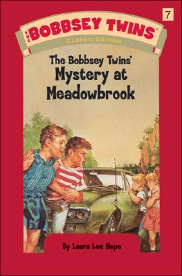 The Bobbsey Twins' Mystery at Meadowbrook, Hope, Laura Lee