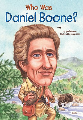Image for Who Was Daniel Boone? (Who Was...?)