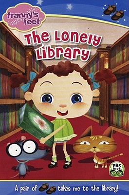 Image for The Lonely Library (Franny's Feet)