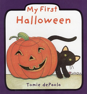MY FIRST HALLOWEEN, DEPAOLA, TOMIE