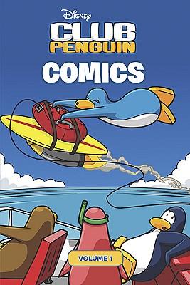 Image for Club Penguin Comics: Volume 1 (Disney Club Penguin)
