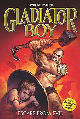 GLADIATOR BOY, GRIMSTONE, DAVID