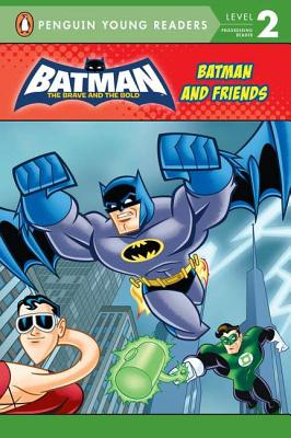 Image for Batman and Friends