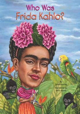 Image for Who Was Frida Kahlo?