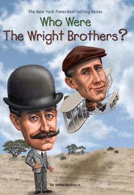 Image for Who Were the Wright Brothers? (Who Was...?)