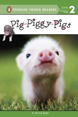 Image for Pig-Piggy-Pigs (Penguin Young Readers, Level 2)