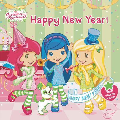 Image for Happy New Year! (Strawberry Shortcake)