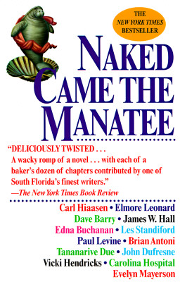 Image for Naked Came the Manatee