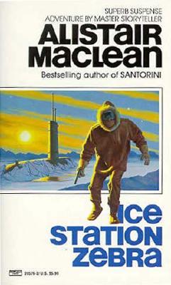 Ice Station Zebra, Alistair MacLean