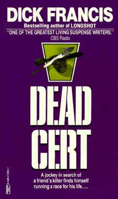Image for Dead Cert