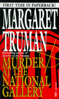 Murder at the National Gallery (Capital Crimes), Truman, Margaret