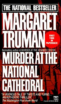Image for Murder at the National Cathedral (Capital Crimes)