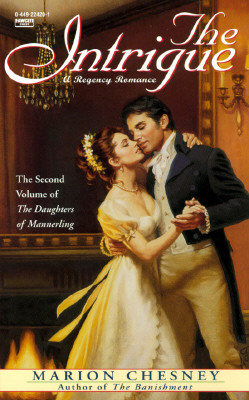 Image for The Intrigue (Daughters of Mannerling, Book 2)
