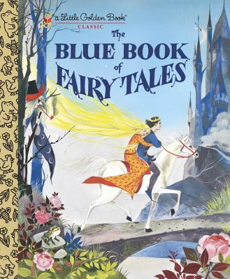The Blue Book of Fairy Tales, Golden Books