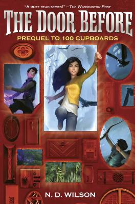 Image for The Door Before (100 Cupboards Prequel)