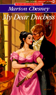 My Dear Duchess (Signet Regency Romance), Chesney, Marion