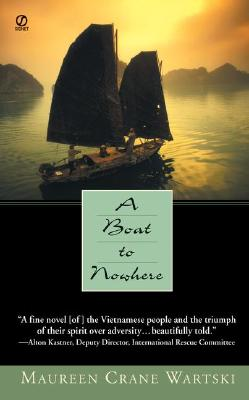 Image for A Boat to Nowhere (Signet Books)