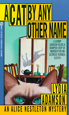 A Cat by Any Other Name, Adamson, Lydia