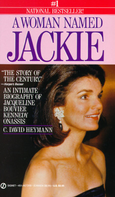 A Woman Named Jackie, Heymann, C. David
