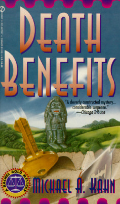 Image for Death Benefits (Rachel Gold Mystery)