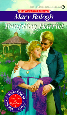 Image for TEMPTING HARRIET