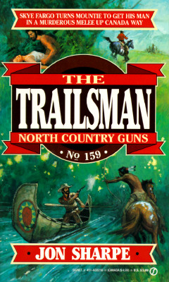 Image for North Country Guns (The Trailsman No. 159)