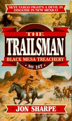 Image for Black Mesa Treachery (Trailsman # 167)