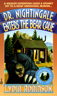 Image for Dr. Nightingale Enters the Bear Cave (Dr. Nightingale Mystery)