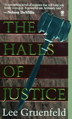 Image for The Halls of Justice: Library Edition