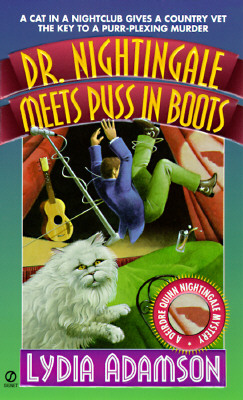 Image for Dr. Nightingale Meets Puss in Boots: A Deirdre Quinn Nightingale Mystery (Deirdre Quinn Nightingale Mystery)