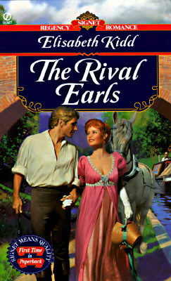 Image for The Rival Earls (Signet Regency Romance)