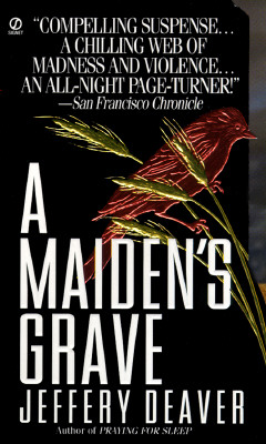 Image for A Maiden's Grave