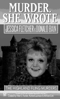 Image for Murder, She Wrote: Highland Fling Murders (Murder She Wrote)
