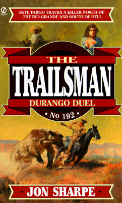 Image for Durango Duel (Trailsman # 192)