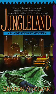 Image for Jungle Land : A Blaine Stewart Mystery