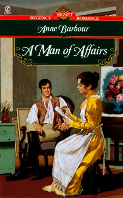 Image for A Man of Affairs (Signet Regency Romance)