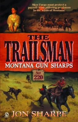 Image for Trailsman 220: Montana Gun Sharps