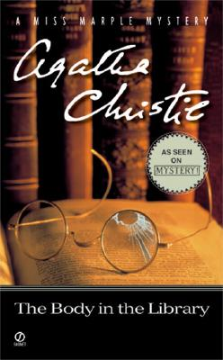 The Body in the Library (Miss Marple), Christie, Agatha
