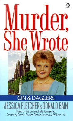 "Image for ""Murder, She Wrote: Gin and Daggers"""