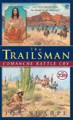 Image for Comanche Battle Cry (Trailsman #239)