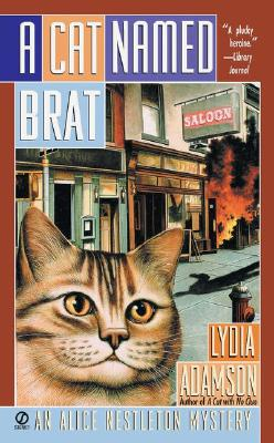 Image for CAT NAMED BRAT ALICE NESTLETON MYS